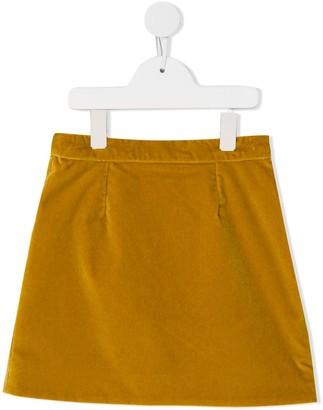 Dolce & Gabbana Kids Corduroy Mini Skirt
