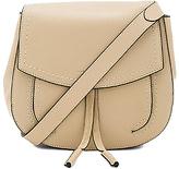Marc Jacobs Maverick Shoulder Bag in Beige.
