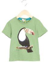 Paul Smith Boys' Tucan Print Short Sleeve Shirt w/ Tags
