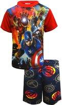 WebUndies.com Marvel Comics Avengers Initiative Pajamas for boys