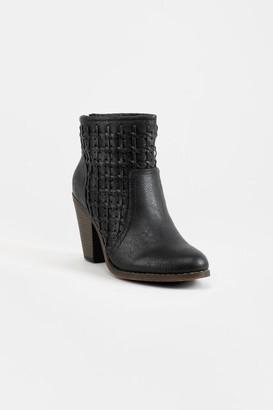 Fergalicious Worthy High Ankle Boot - Black