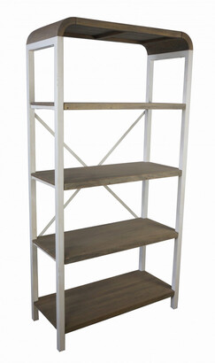 Ctr Imports Rosco Shelving Unit White