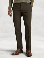 John Varvatos Crinkled Wool Motor City Pant
