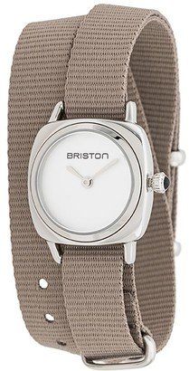 Briston Watches Clubmaster wrap watch