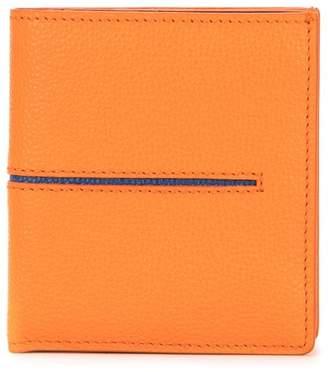 Tod's slit detail bi-fold wallet