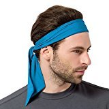 Frcolor Head Tie Headband for Men Women Sports or Fashion, Yoga or Travel,Fitness, Cycling, Exercise