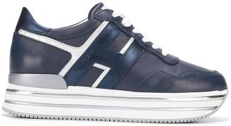 Hogan H468 platform sneakers