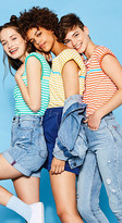 Esprit RETRO COLLECTION: Striped T-shirt