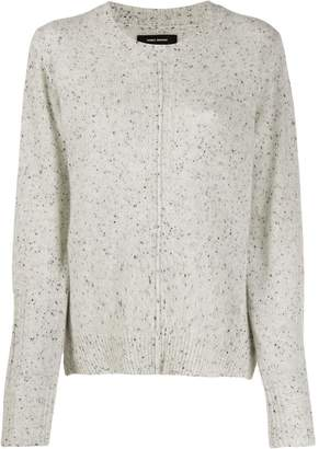 Isabel Marant cashmere Chinn sweater