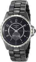 Chanel Women's H3836 Analog Display Automatic Self Wind Watch