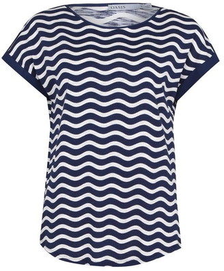 Oasis Wave Stripe Tee