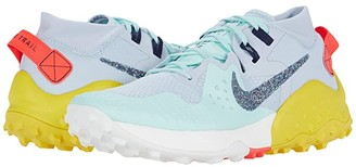 Nike Wildhorse 6 (Aura/Blackened Blue/Mint Foam) Men's Running Shoes