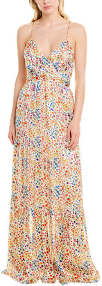 BA&SH Rosy Maxi Dress