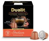 Dualit 60-Count NX Origins Indian Monsoon Nespresso® Compatible Coffee Capsules