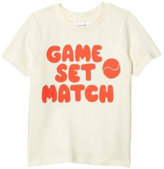 Mini Rodini Game Single Printed Tee (Infant/Toddler/Little Kids/Big Kids) (Red) Kid's Clothing