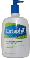 Cetaphil Cetaphil, Moisturizing Lotion Fragrance Free, 20 oz