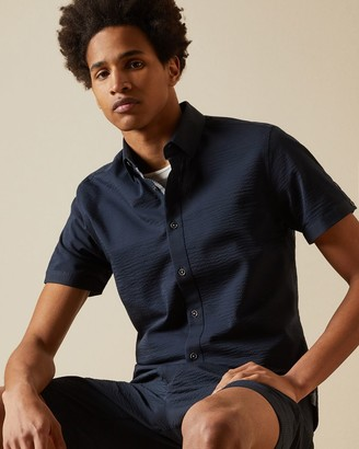 Ted Baker Seersucker Shirt