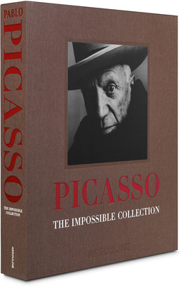 """Assouline """"Pablo Picasso: The Impossible Collection"""" Book"""