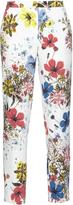 Erdem Sierra floral-print trousers