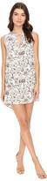 Brigitte Bailey Raine Floral Print Sleeveless Dress