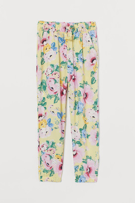 H&M Pull-on Pants - Yellow
