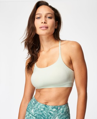 Sweaty Betty Foundation Seamless Padded Yoga Bra