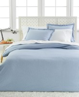 Westport Wesport Linens Oxford Stripe Yarn Dye Full/Queen Duvet Set