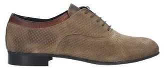 Grey Daniele Alessandrini Lace-up shoe