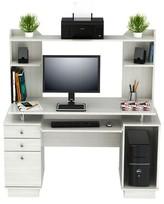 Inessa Engineered Wood Desk Latitude Run