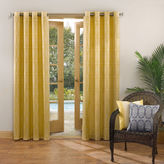 Sun Zero Sun ZeroTM Tortola Indoor/Outdoor Woven Mosaic Grommet-Top Curtain Panel
