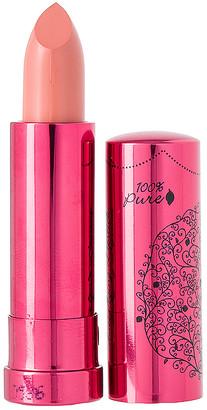 100% Pure Pomegranate Lipstick