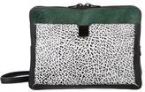 Loeffler Randall Ponyhair-Trimmed Crossbody Bag