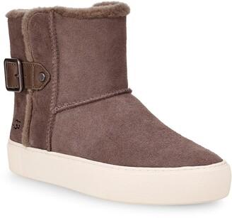 UGG Aika Water Resistant Platform Sneaker Boot