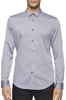 Calvin Klein Twill Herringbone Shirt
