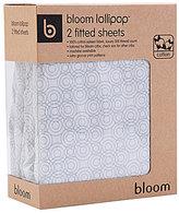Bloom Mini Crib Sheets