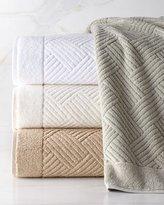 Sferra Jacquard Bath Towel