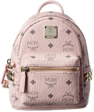 MCM Mini Visetos Backpack