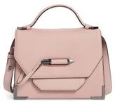 Mackage Keeley Leather Satchel - Pink