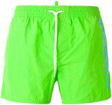 DSQUARED2 side logo swim trunks - men - Polyester - 44