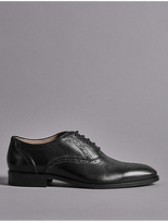 Autograph Leather Brogue Shoes