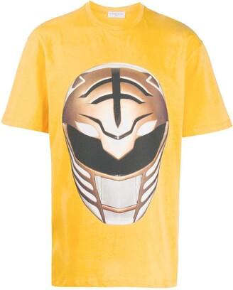 Ih Nom Uh Nit mask-print T-shirt