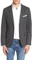 Scotch & Soda Men's Extra Trim Fit Pattern Blazer