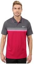 Nike Momentum Stripe Polo