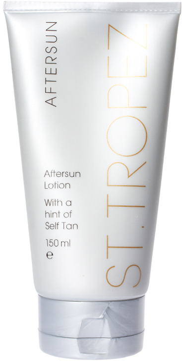 St. Tropez Aftersun Lotion With A Hint Of Self Tan 150ml