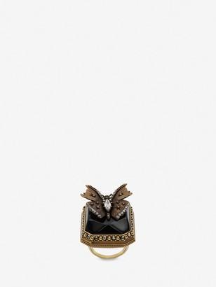 Alexander McQueen Butterfly Ring