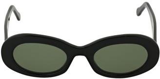 L.G.R Dalia Round Acetate Sunglasses