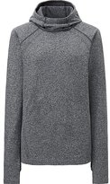 Uniqlo Women Seamless Long Sleeve Hooded Pullover