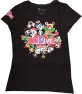 Tokidoki Womens 10th Anniversary T-Shirt