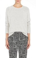Nili Lotan Women's Ballet Neck Sweater-GREY