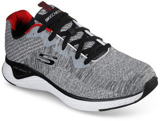 Skechers Men Solar Fuse Casual Athletic Sneakers from Finish Line